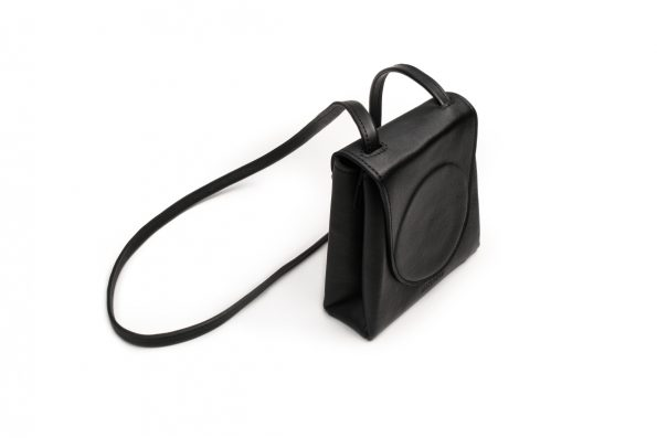 Minimalist Leather Bag